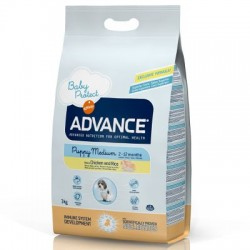 PIENSO CACHORROS ADVANCE MEDIUM PUPPY, 3 KG
