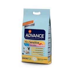 PIENSO PERRO ADVANCE MINI SENSITIVE, 3 KG