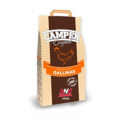 PIENSO GALLINAS CAMPER NANTA, 10 KG