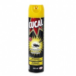 CUCAL CUCARACHAS Y HORMIGAS, 400 ML