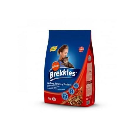 PIENSO GT BREKKIES BUEY, 4 KG