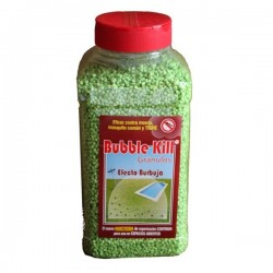 BUBBLE KILL GRANULOS EFECTO BURBUJA, 400 GR