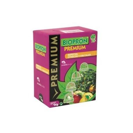 BIOPRON PREMIUM CITRICOS Y FRUTALES, 1 KG