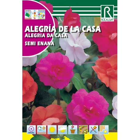 ALEGRÍA DE LA CASA